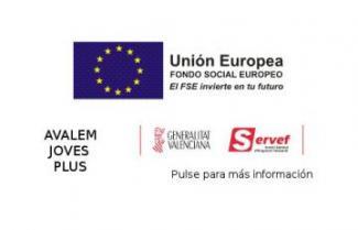 Unión Europea - Avalem Joves Plus