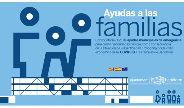 Ayudas Familias Covid 19