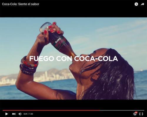 Coca-Cola lanza a nivel mundial sus nuevos spots de tv con imágenes de Benidorm