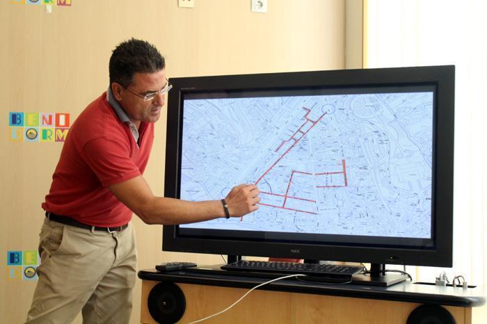 La JGL licita la segunda fase de peatonalización de Tomás Ortuño por cerca de 730.000 euros