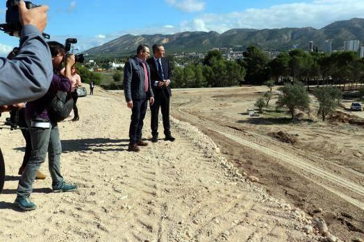 Las mejoras de obra del Parque de la Séquia Mare incrementan la superficie arbórea en más de 200 nuevos ejemplares