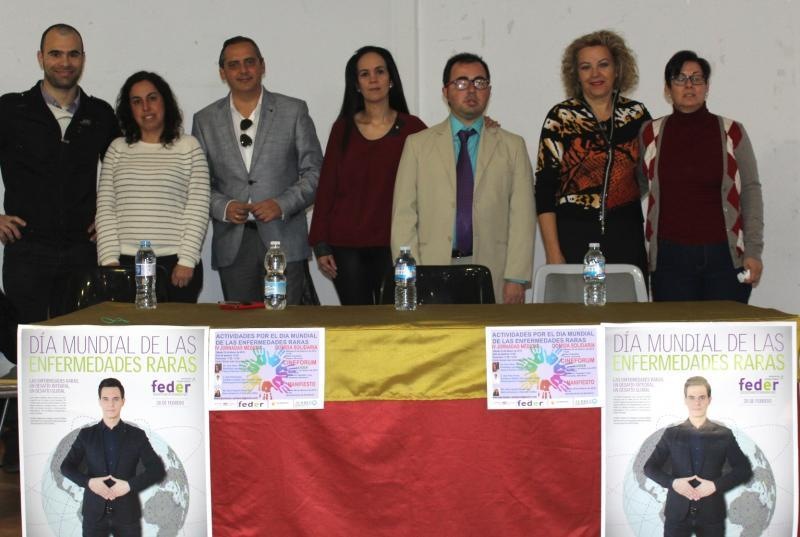 IV Jornadas Médicas de AERBECO en el Centro Social Llorca Linares