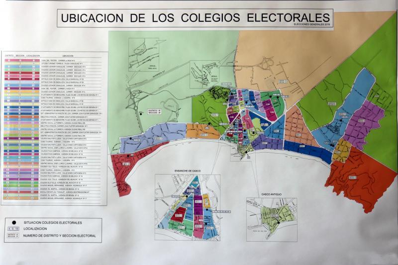 Colegios Electorales