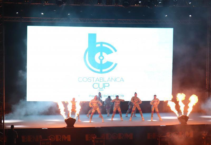 La ceremonia inaugural marca el inicio oficial de la 26ª edición de la Costa Blanca Cup, con más de 4.000 jugadores