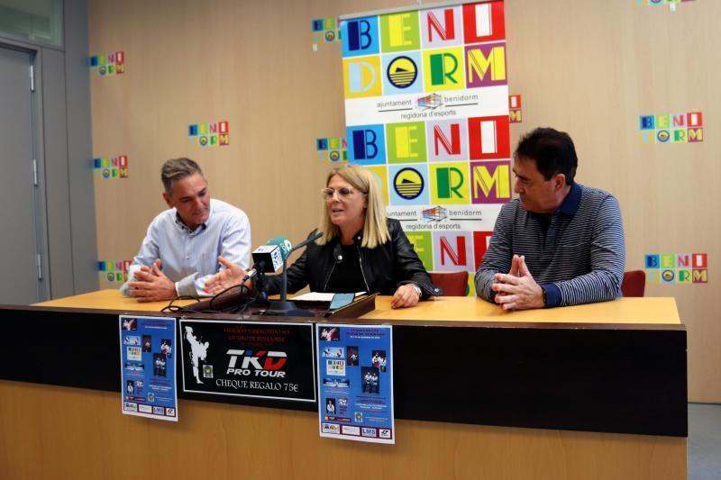 Benidorm acoge la primera edición del Taekwondo WT Olímpico 'Ciudad de Benidorm' dentro del circuito TKD Pro Tour