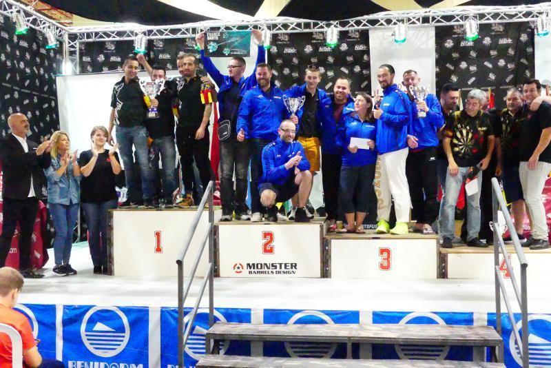 Concluye el XXIX Campeonato Nacional de Dardos Electrónicos en el Palau d'Esports