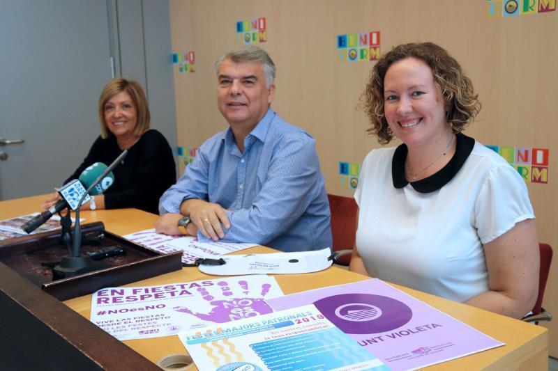 El Ayuntamiento promueve tres campañas de sensibilización durante les Festes Majors Patronals