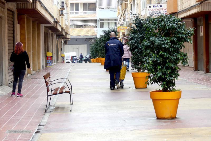 Benidorm licita las obras de renovación de la calle Polop