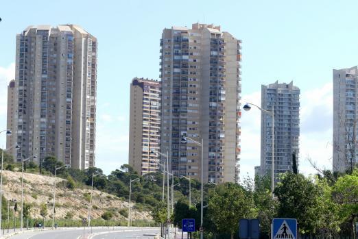 Benidorm aspira a captar 3 millones de fondos europeos para reducir el consumo eléctrico en casi un 79%