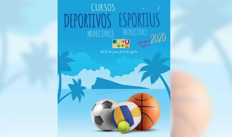 Deportes abre el jueves la inscripción para los Cursos Deportivos de Verano