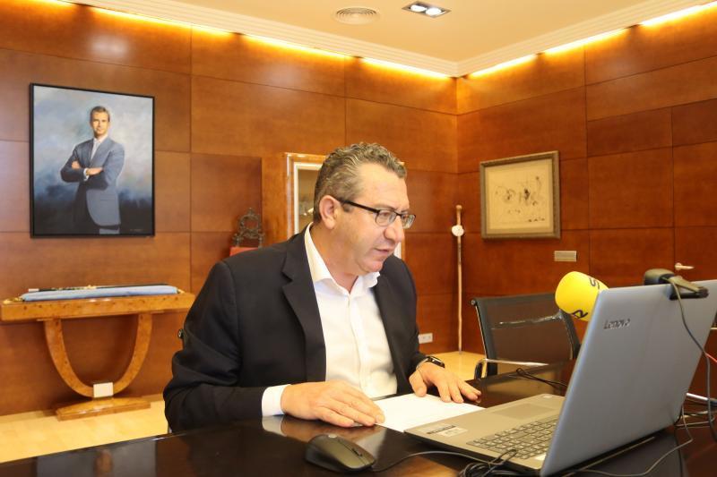 Benidorm aprueba hoy las ayudas a empresas, autónomos y comercios para paliar los efectos de la Covid-19