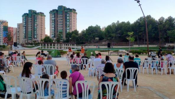 El teatro familiar vuelve al Parque de Foietes de la mano de la Concejalía de Cultura