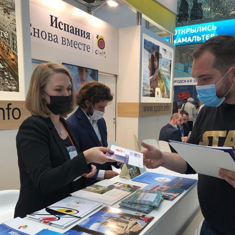 Benidorm busca posicionarse en Rusia a pesar de las restricciones