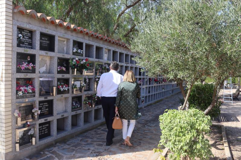 Benidorm aprova el projecte d'ampliació del cementeri de Sant Jaume...