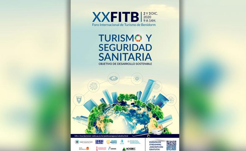 El vinté Fòrum Internacional de Turisme de Benidorm (XXFITB) se celebrarà els dies 2 i 3 de desembre de 2020...