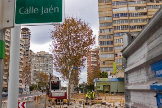 Rehabilitación total de la Avenida de Europa