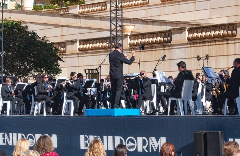 Benidorm concedix una subvenció de 30.690 euros a les escoles de música i educands...