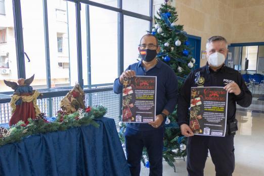 Vuelve por Navidad a Benidorm la campaña solidaria de la Asociación Socio Cultural de la Policía Local