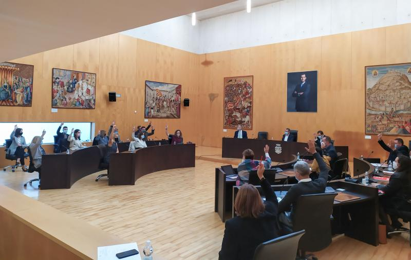 Benidorm will convene an extraordinary plenary session to definitively approve the budget and speed up the processing of grants...