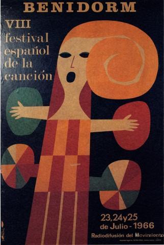 Imagen portada Festival de la canción de Benidorm.