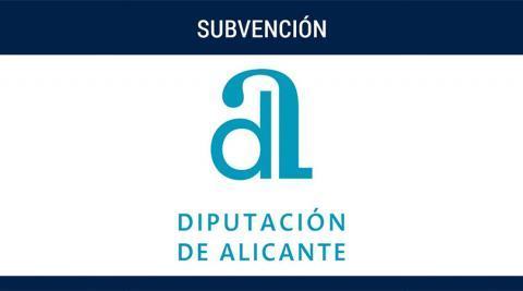 Subvención Diputación Alicante