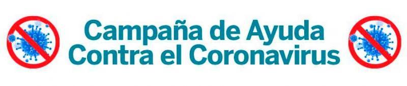 Campaña Ayuda Contra el Coronavirus