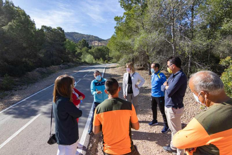 Con los nuevos senderos de Serra Gelada, Benidorm sumará 2 millones de m2 de zonas verdes en 2022