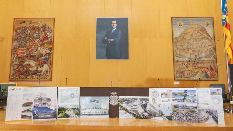 Benidorm valorará ocho anteproyectos para la rehabilitación y el nuevo edificio de la plaza de toros