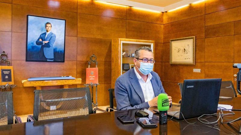 Benidorm moviliza más de 6 millones de euros para nuevas ayudas al tejido productivo