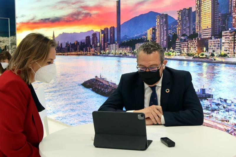Benidorm inicia en el mercado nacional la primera gran campaña de promoción, basada en el marketing de precisión