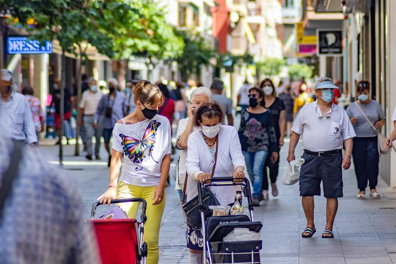 Las ayudas a familia superan ya el millón de euros inyectados en más de un millar de hogares de Benidorm