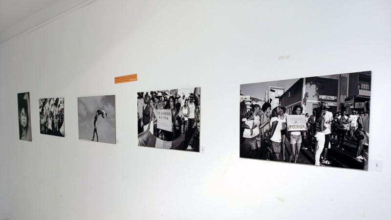 Musas de Cabo Verde en la Casa del Fester