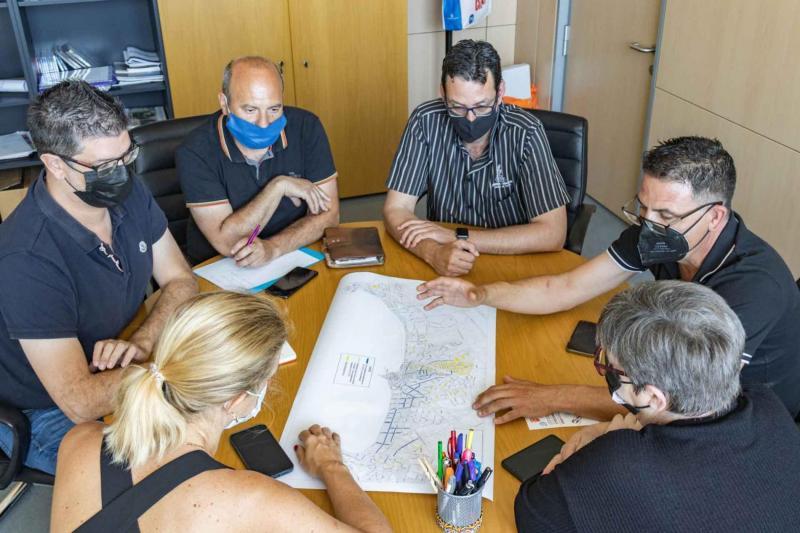 El Ayuntamiento se reúne con vecinos y asociaciones para consensuar la nueva Zona de Residentes