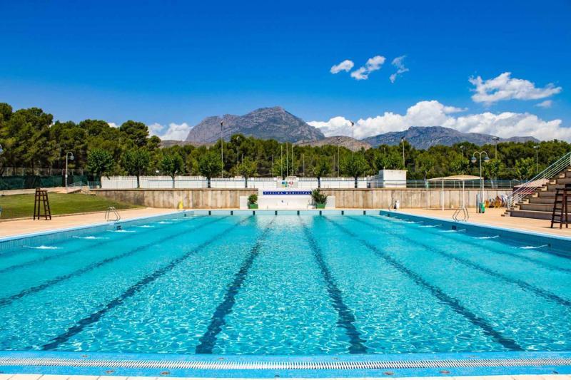 La piscina municipal de Foietes se abrirá a los usuarios el próximo lunes