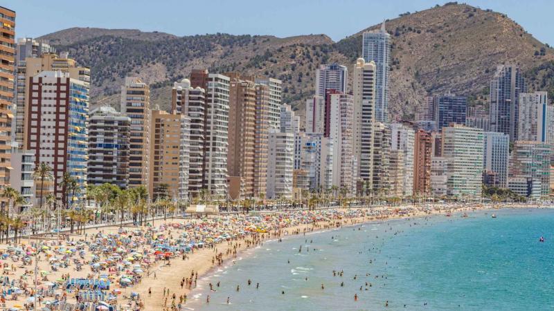 Playa de Levante.