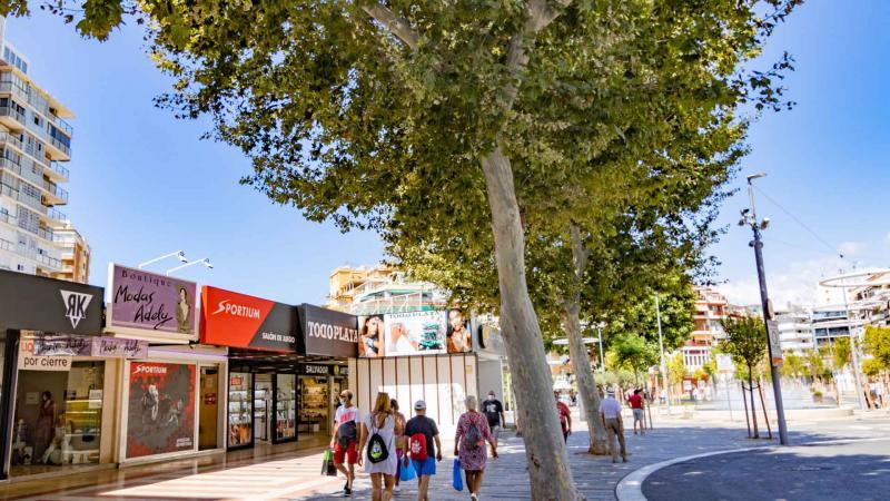 Benidorm incorpora cuatro nuevos sectores a las 'Ayudas Paréntesis' y amplía el plazo de solicitud al 2 de agosto