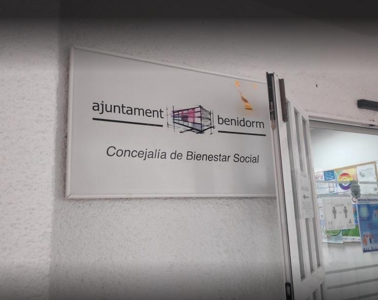 Concejalía de Bienestar Social · Centro