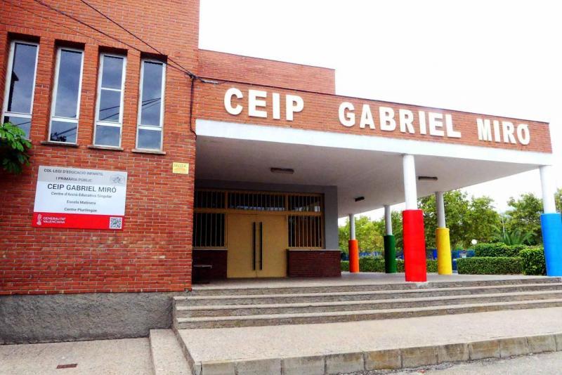 Imagen del colegio Gabriel Miró