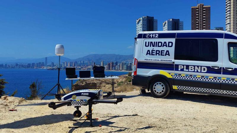 Drones Seguridad Ciudadana