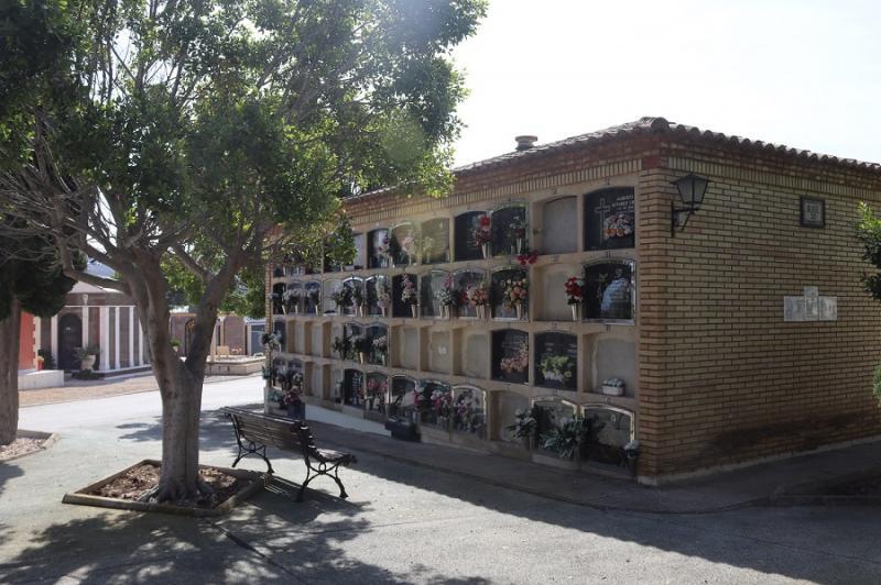 Ampliación cementerio Sant Jaume