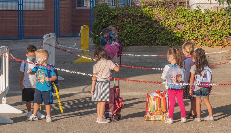 Benidorm concede en una primera tanda 638 ayudas para la adquisición de material escolar de 2º ciclo de Infantil
