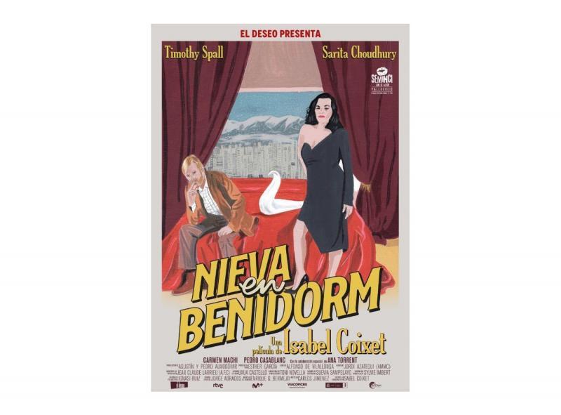 'Nieva en Benidorm', candidata al X Premio San Sebastian Gipuzkoa Film Commission