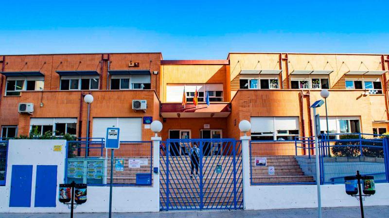 Colegio Els Tolls.