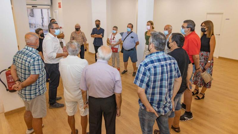 La nueva Extensión Administrativa Municipal, punto de encuentro para vecinos y asociaciones