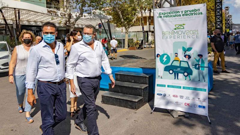 Abre sus puertas 'BENIMOV' la segunda feria de la Movilidad Urbana Sostenible