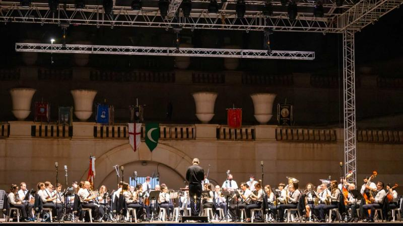 XX Concurso de Música Festera.