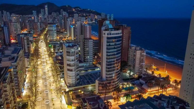 Benidorm recibe el premio de la Semana Española de la Movilidad por su proyecto 'Ciudad Amable: Concienciación 10, 20 y 30'