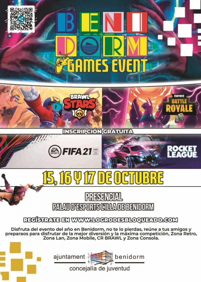 Benidorm Games Event