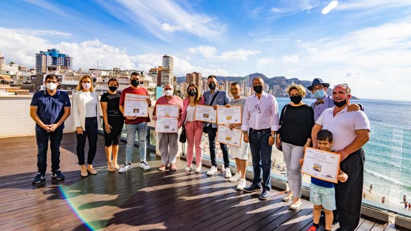 La Cava Aragonesa y la Tabernita del Centro consiguen los primeros premios de la undécima edición del Concurso de Tapas y Pinchos
