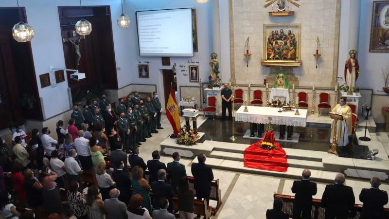 La Guardia Civil celebra la Festividad de su patrona, la Virgen del Pilar